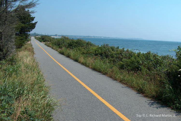 Shining Sea自行車道2