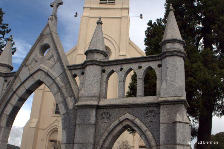 산타 크루즈 교회2