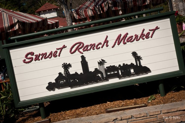 Sunset Ranch Hollywood3