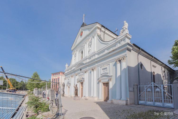Saint Ludvik Cathedral1