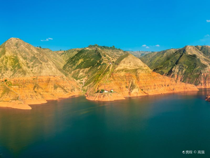 Yellow River Three Gorges