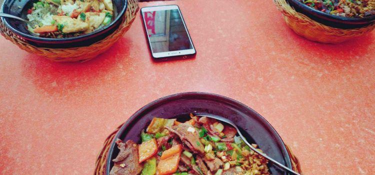 劉氏煲仔飯1