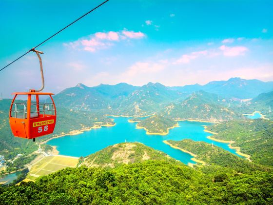Gudou Hot Spring Fortune Cable Car