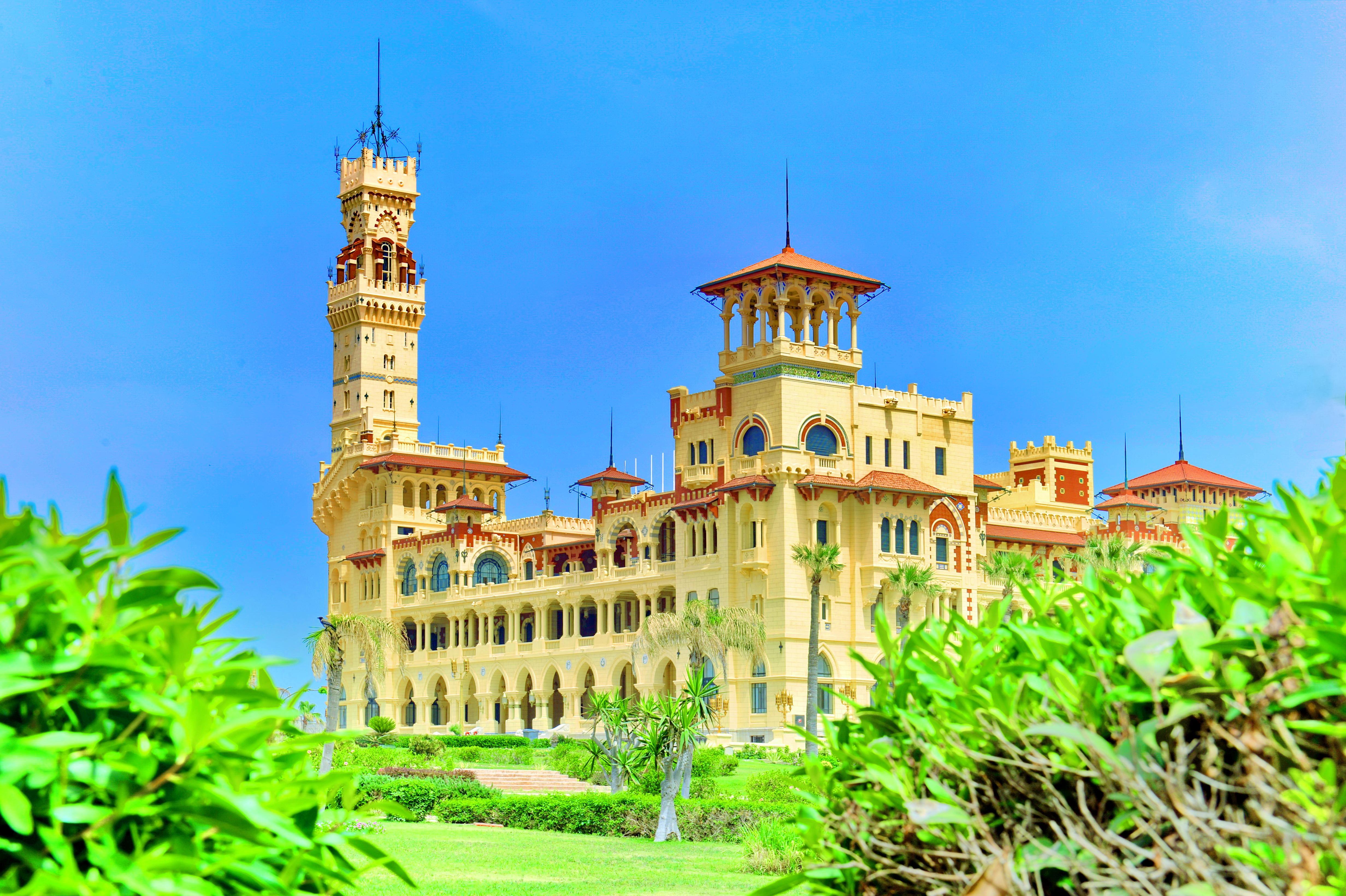 Montazah Palace Gardens