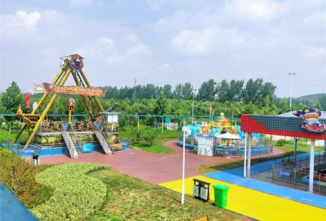Qing Mountain Sceneic Area Amusement Park