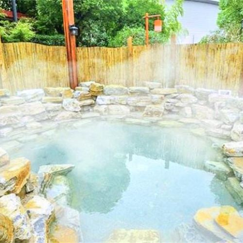 Jiugushui Hot Spring Water Amusement Park
