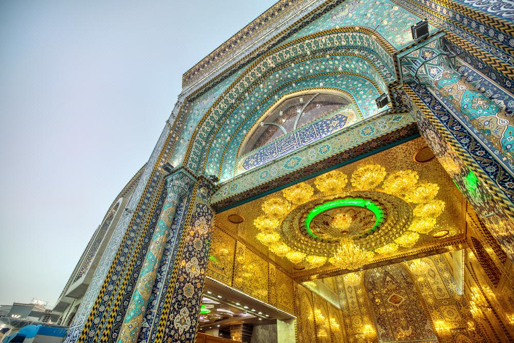 Holy Shrine of Imam Hussain