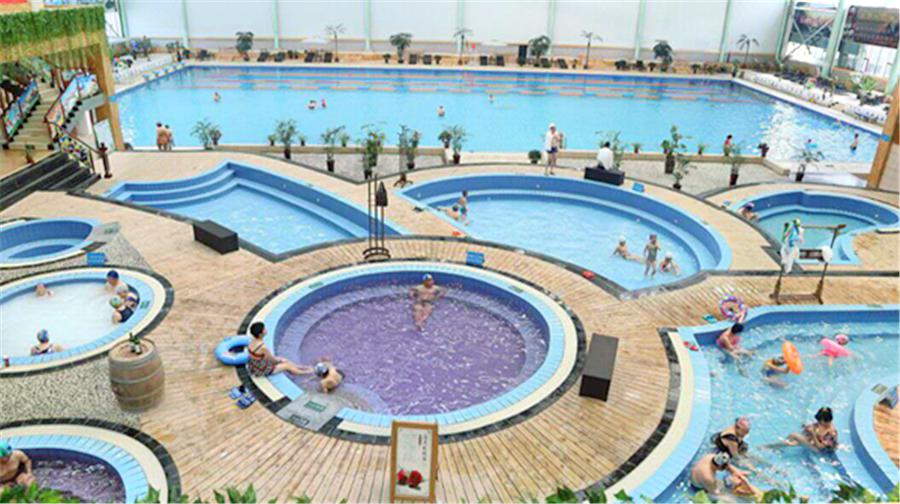 Tongwei Hotspring Holiday Resort