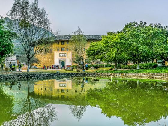 Yongding Earth Building