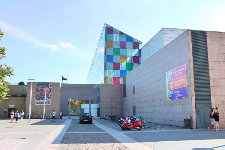 ストラスブール近現代美術館