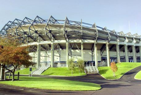 BT Murrayfield Stadium