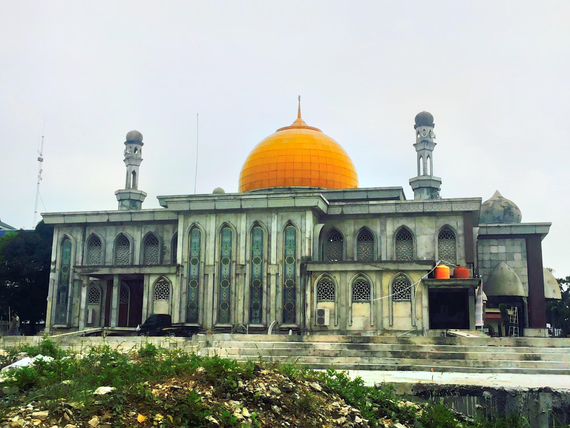 Pekanbaru Great Mosque