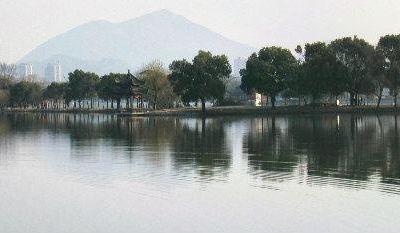 Tianjing Lake Park