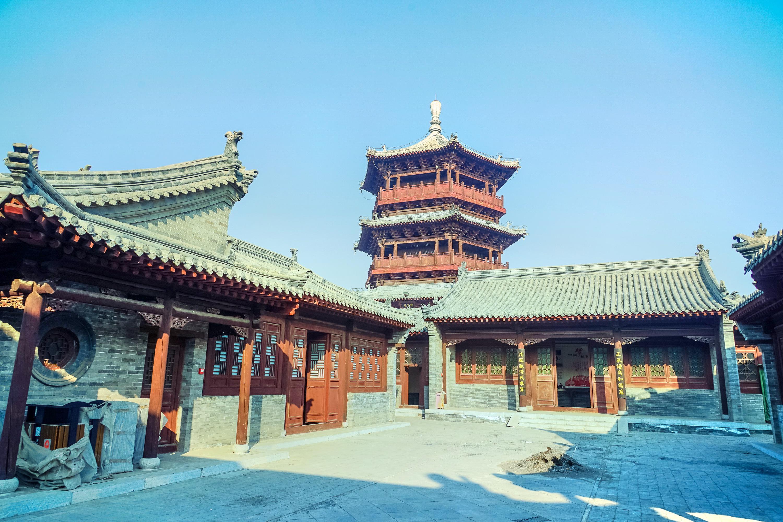 Weizhou Ancient City