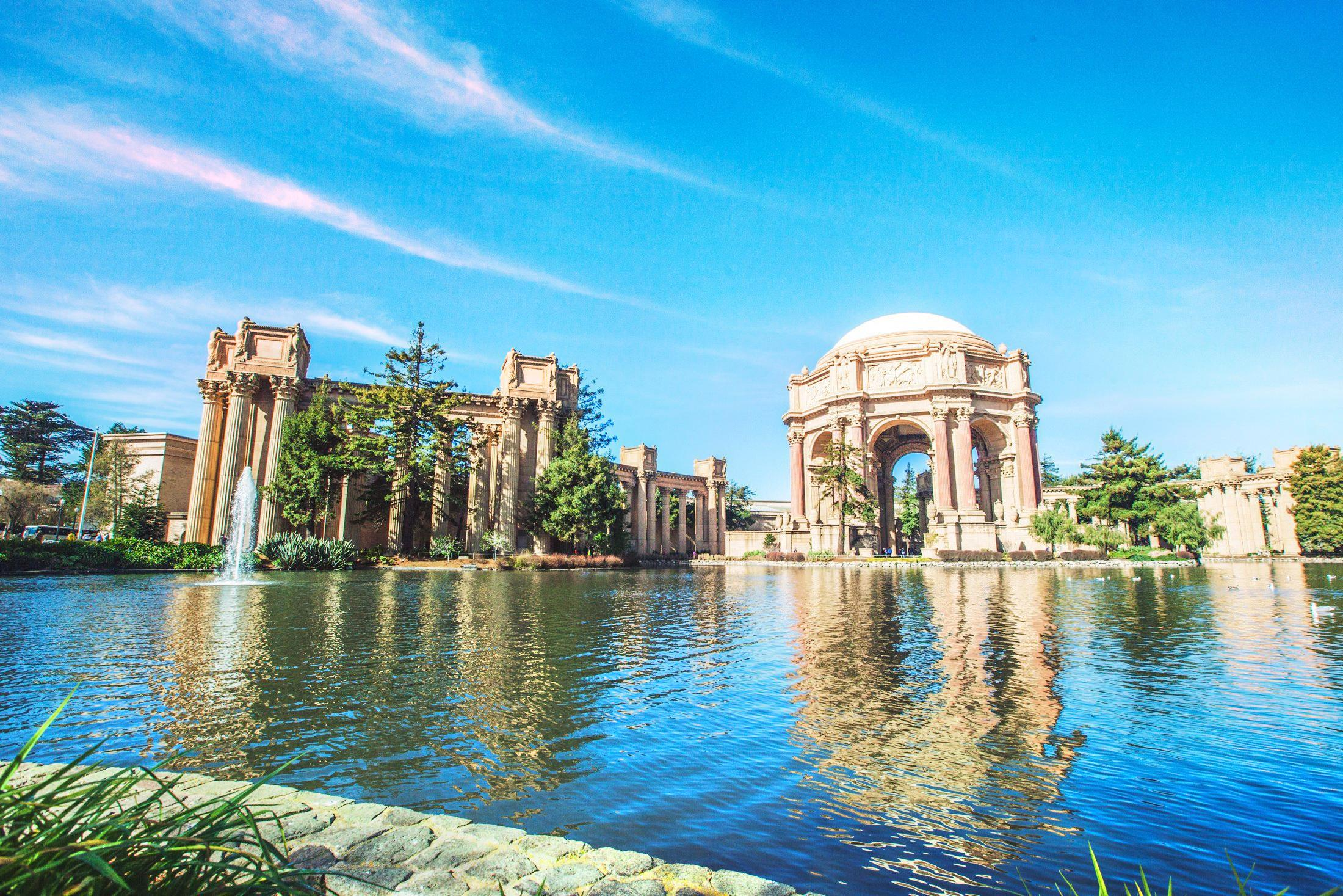 舊金山藝術宮