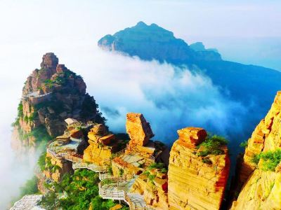 East Taihang Scenic Area