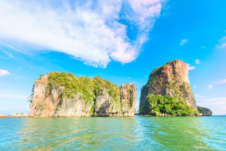 Ao Phang Nga National Park1
