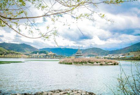 Lamuyangcuo Lake