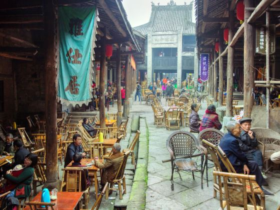 Luocheng Ancient Town