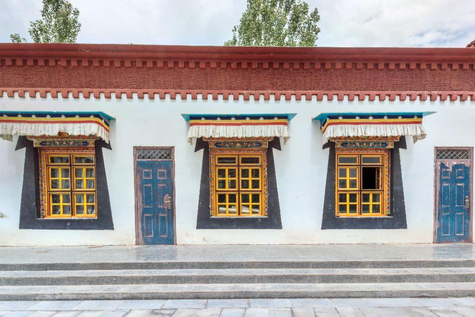 Xiangride Panchen Official Residence