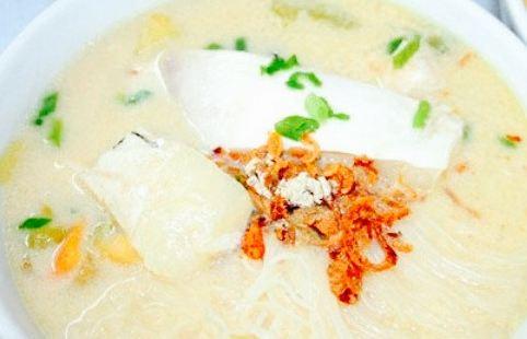 阿大魚頭米