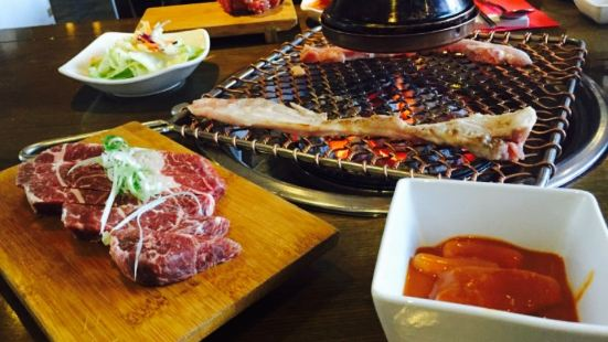 Korean Charcoal BBQ- Dae Jang Geum