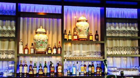 Three Sixty Revolving Restaurant Skybar