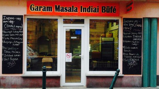 Garam Masala indian Restaurant