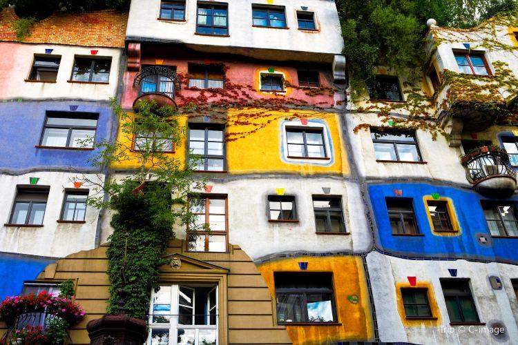 Hundertwasser House Vienna4