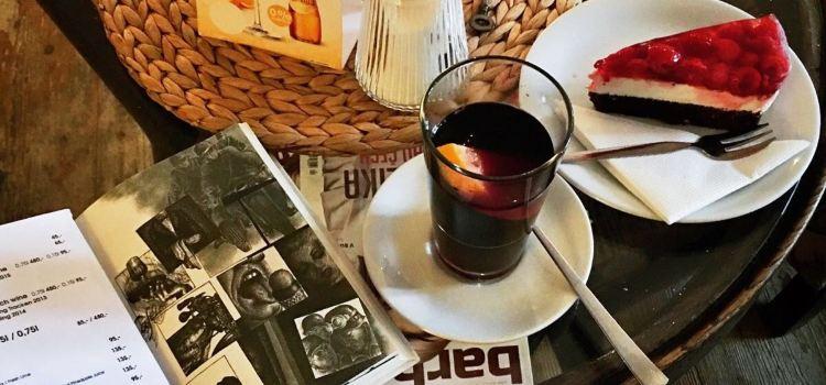 Egon Schiele Cafe