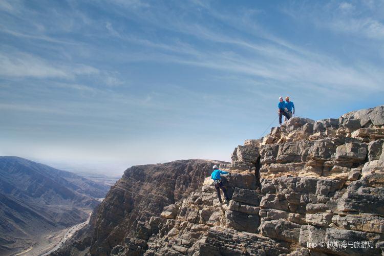 Jebel Jais mountain3