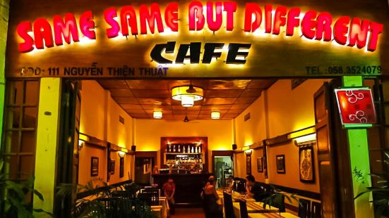 Same Same But Different Cafe
