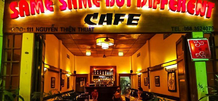 Same Same But Different Cafe
