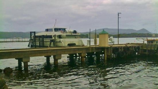 Stewarts Bay Lodge Waterfront Restaurant