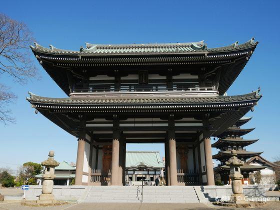覺王山日泰寺