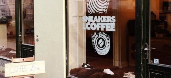 Sneakers & Coffee