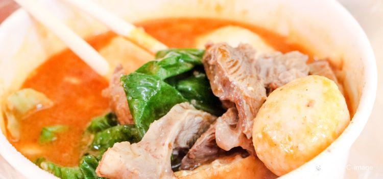 Si Li Sate Noodles