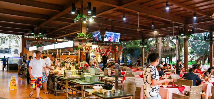 Sheng Yi Hotel Seafood Buffet Restaurant3