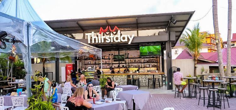 Thirstday Bar and Restaurant