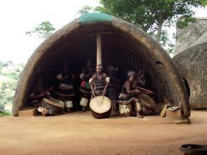 Phezulu Safari公園