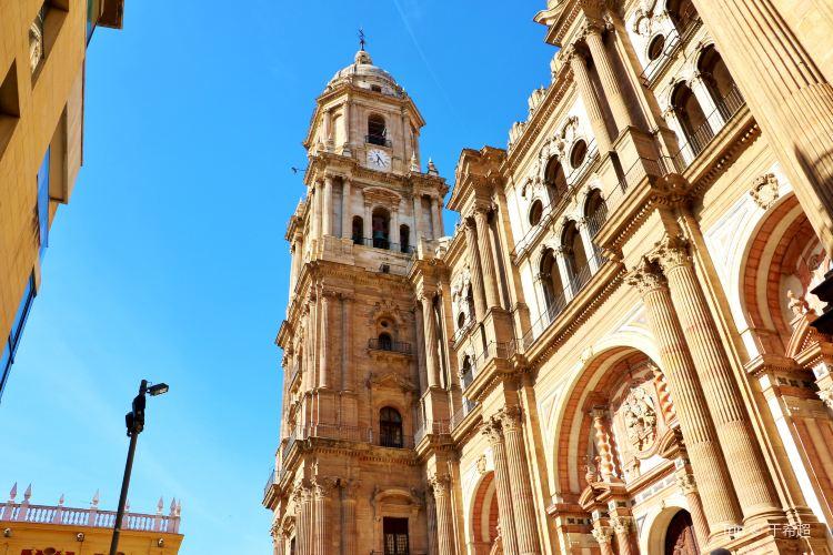 La Santa Iglesia Catedral Basílica de la Encarnacion2