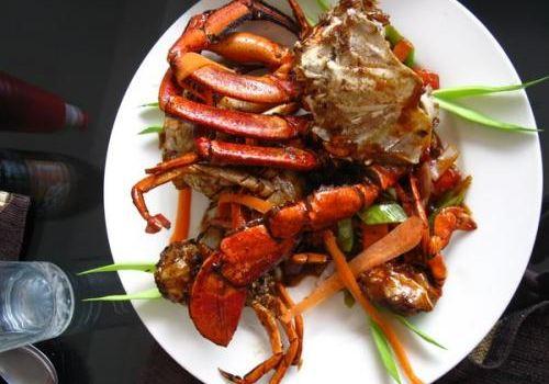 Mr Crab