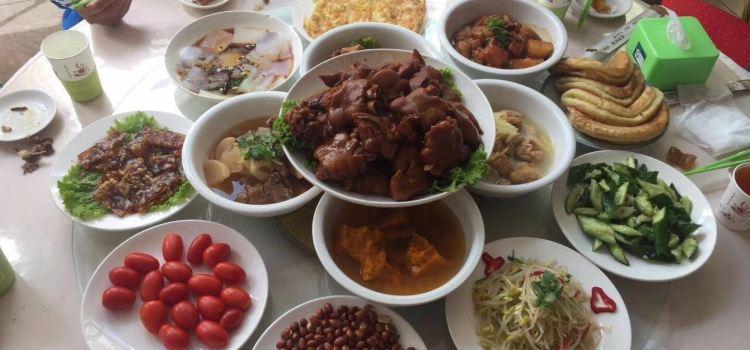 食為天川菜館2
