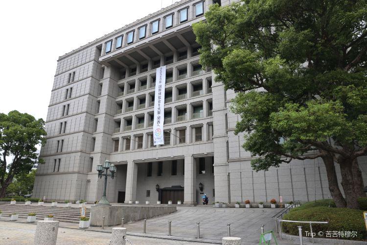 Osaka City Office3