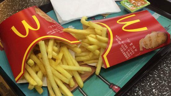 麥當勞(台山環市路得來速店)