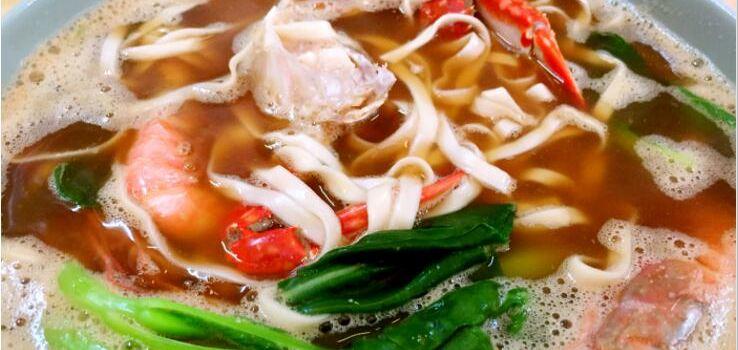 黃婆婆海鮮麵館1