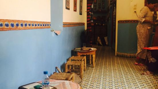 Marrakech Henna Art Cafe