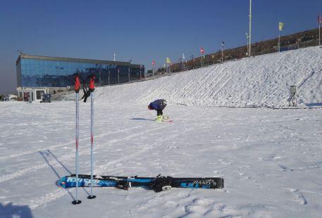 綠鑫春滑雪場