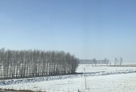 Baishan Mountain