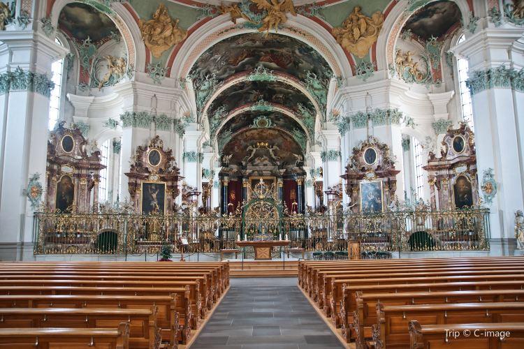 Convent of St.Gallen4